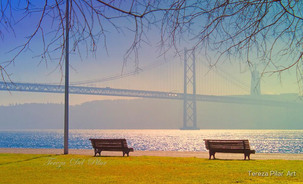 the bridge at 9.30 a.m. by terezadelpilar~ art & architecture