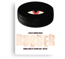 Rubber - A Film by Quentin Dupieux  Canvas Print