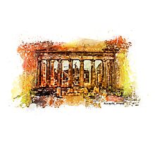 The Acropolis Of Athens Photographic Print
