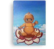 Buddha Baby Canvas Print