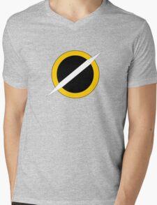 Slap the Bass Mens V-Neck T-Shirt