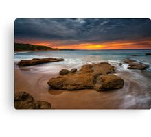 Sunnymead Beach Canvas Print