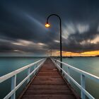 Lagoon Pier by Lincoln Harrison