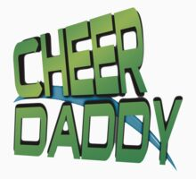 "Cheerleading ""Cheer Daddy"" by SportsT-Shirts"