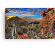 2346-Could Be If Canvas Print