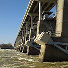 Dam Wide Open by WildestArt