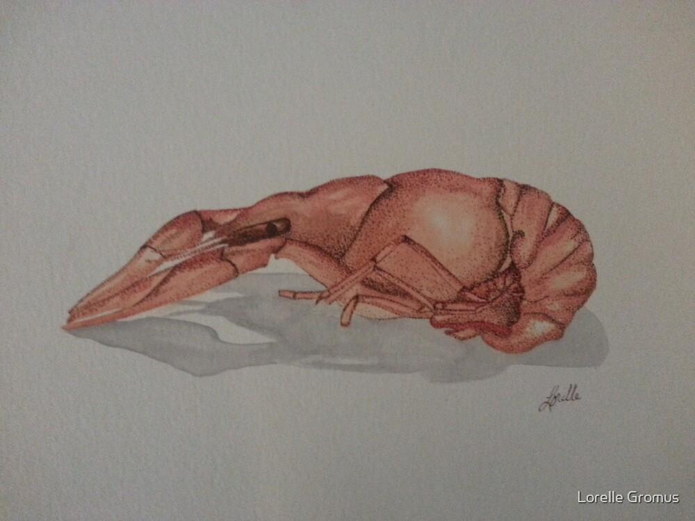 Crayfish by Lorelle Gromus
