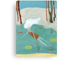 quilpo1 Canvas Print