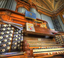 The Saltaire United Reformed Church Organ by andyj81