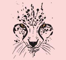Cheetah Ink Kids Tee