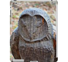 Lesser Spotted Wood Owl iPad Case iPad Case/Skin