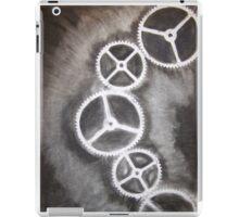 Charcoal Gears iPad Case/Skin