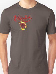 Flaming Rose T-Shirt