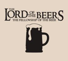 Lord of the Beers - Fellowship of the Beer by fsmooth