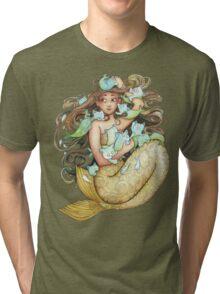 Mer Kittens Tri-blend T-Shirt