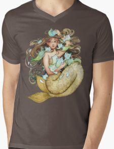 Mer Kittens Mens V-Neck T-Shirt