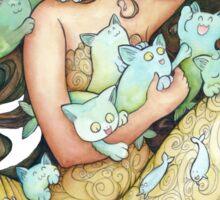 Mer Kittens Sticker