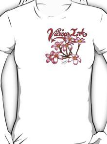 Frangipani Blossoms T-Shirt