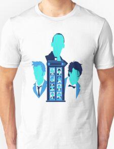 Tardis Blues Unisex T-Shirt