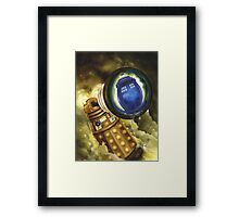 Dalek Mercy Framed Print