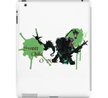 Yorick iPad Case/Skin