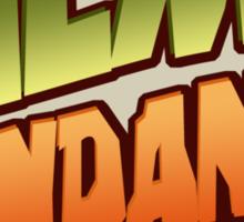 Film Fandango Logo Sticker