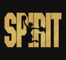 Cheer Spirit by SportsT-Shirts