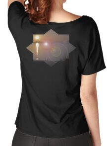 August morning flare Women's Relaxed Fit T-Shirt