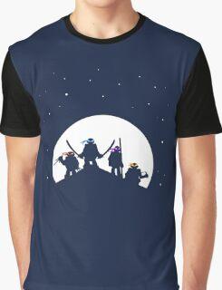 TMNT Christmas Graphic T-Shirt