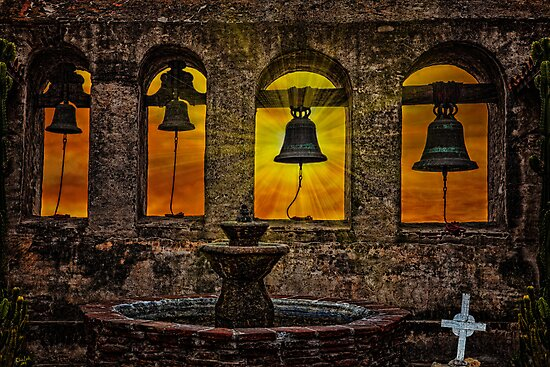 Mission Bells by Chris Lord
