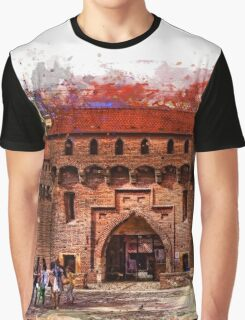 Cracow, Barbican Graphic T-Shirt