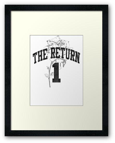 Derrick Rose -- The Return! by pg-flow