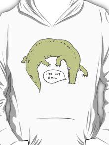 Crocodiles Aren't Evil T-Shirt