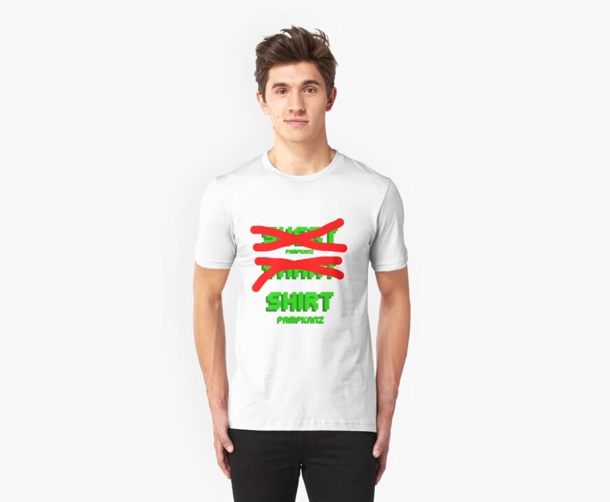 Shirt - Pampkanz Shirt by Pampkanz