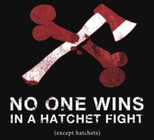 Hatchet Fight T-Shirt