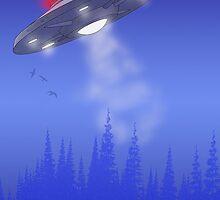 Sky Intruder by kenmo