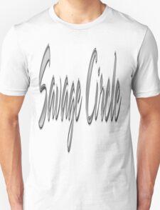 Savage Circle Text Logo T-Shirt
