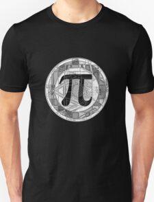 Pi Day Symbol 2 Unisex T-Shirt