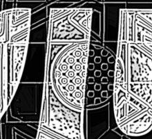 Pi Day Symbol 2 Sticker