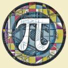 Pi Day Symbol 3 by MudgeStudios
