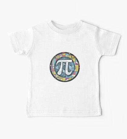 Pi Day Symbol 3 Baby Tee