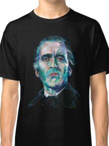 The Count - Christopher Lee Classic T-Shirt