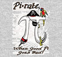 Pi Day Pirate Gone Bad Unisex T-Shirt