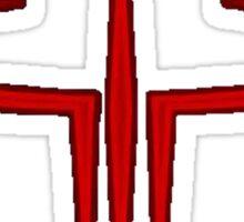 Quake III Arena Logo Sticker