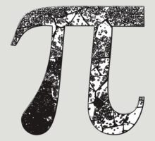 Pi Day Symbol 6 by MudgeStudios