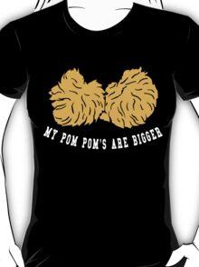 Cheerleader Pom Pom T-Shirt