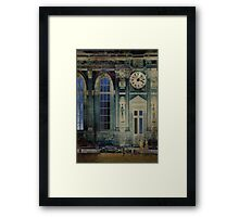 A Night at the Palace Framed Print