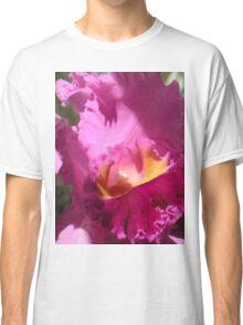 Burning Orchid Classic T-Shirt