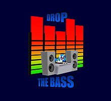 Drop the Bass by Trony13