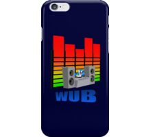 WUB iPhone Case/Skin